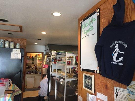 Blue Agate Cafe: photo7.jpg