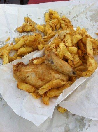 Y Dafarn Datws Fish and Chip Shop