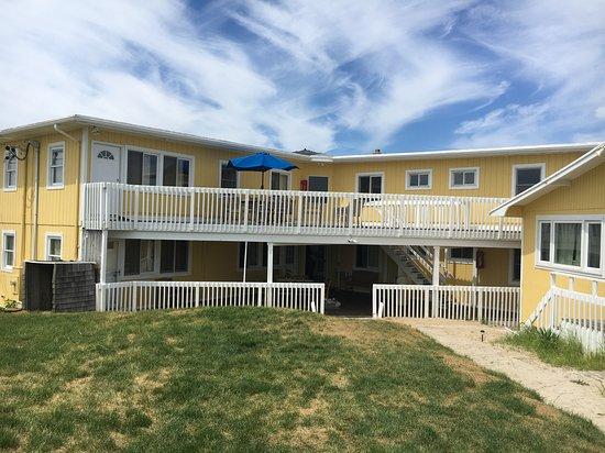 Hampton Ocean Resort: One and two bedroom suites on the ocean!