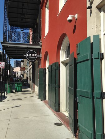 Frenchmen Street: Local businesses