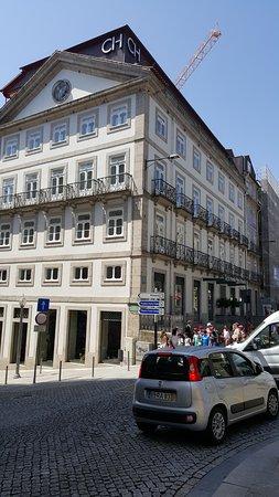 Carris Porto Ribeira hotel exterior