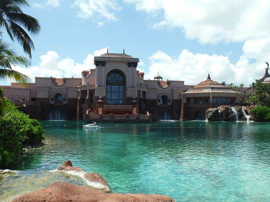 Marine Habitat at Atlantis: 2015 Trip To Atlantis
