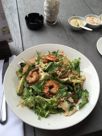 Bussum, Países Bajos: Club Med salade :)