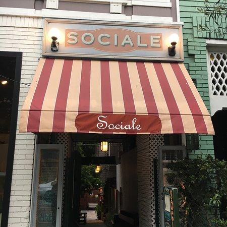Sociale San Francisco Presidio Heights Restaurant Bewertungen