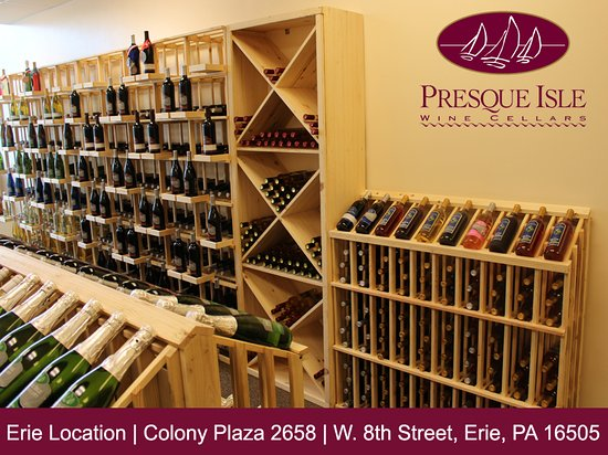 Presque Isle Wine Cellars at the Colony