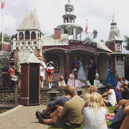 Hans Christian Andersen Museum: Eventyrparaden