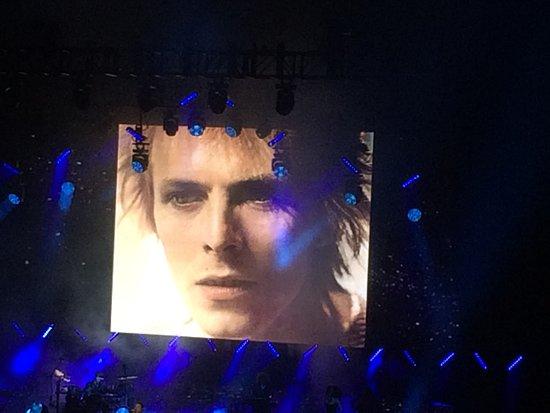 Mansfield, MA : David Bowie Dedication (via Duran Duran)