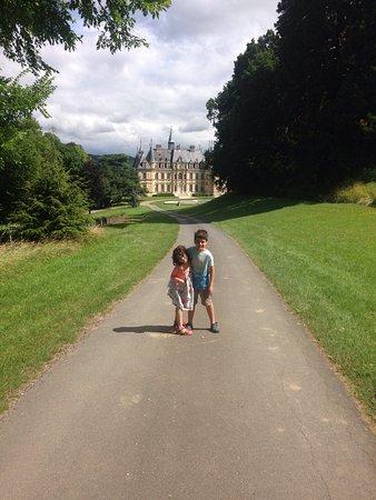 Epernay, Frankrike: Champagne Chateau de Boursault
