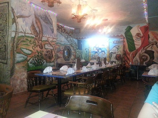 Middletown, estado de Nueva York: Interior of the restaurant
