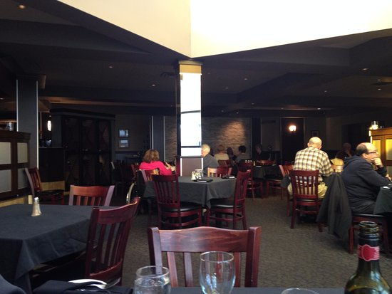 Sault Ste. Marie, Canadá: Atrium seating 2