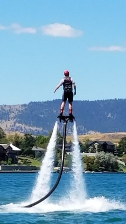 Flyboard of Montana.: Amazing view!