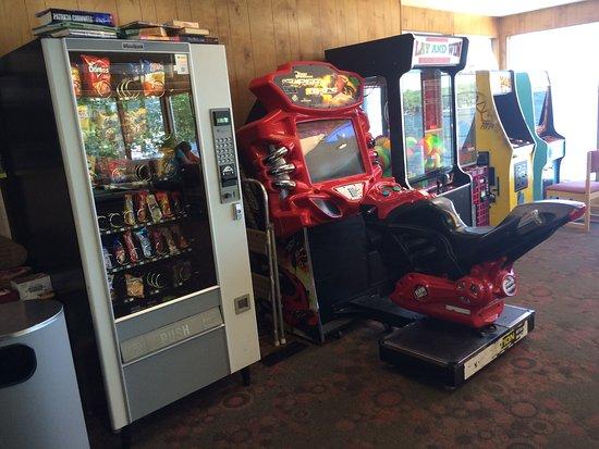 Fillenwarth Beach : Arcade Games