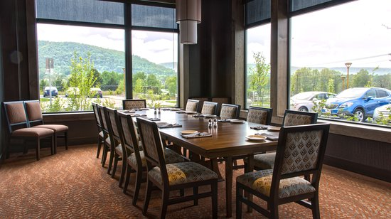 Carroll Valley, เพนซิลเวเนีย: Ike's Private Dinning Room