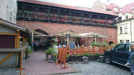 Konventa Terrace Bild