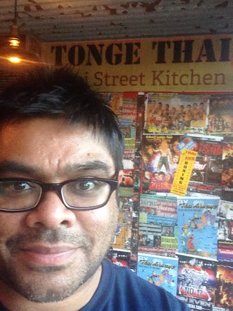 Bolton, UK: The aroma as you walk in reminds you of Thailand Malaysia etc...