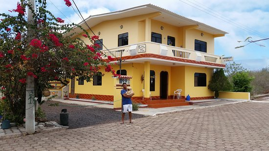 Puerto Baquerizo Moreno, Ecuador: Hospedaje Romy