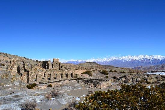 Лухан-де-Куйо, Аргентина: Visita a lugares históricos
