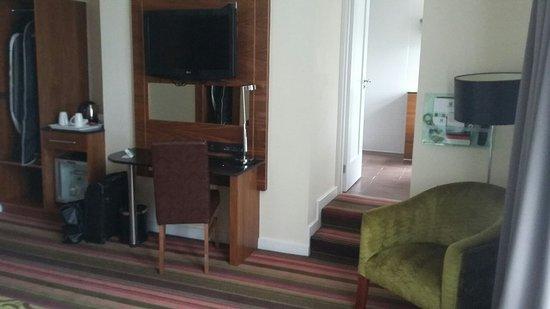 Holiday Inn Newcastle - Jesmond: 20160728_160445_large.jpg