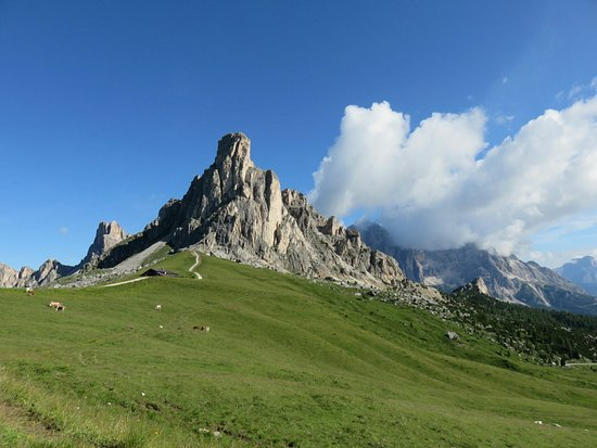 Guide Alpine Cortina Day Hikes