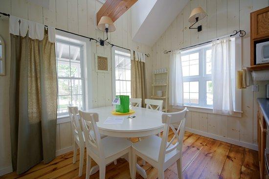 Sunapee, NH: Cottage 1 Kitchen