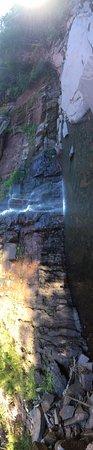 Haines Falls, NY: beautiful waterfall