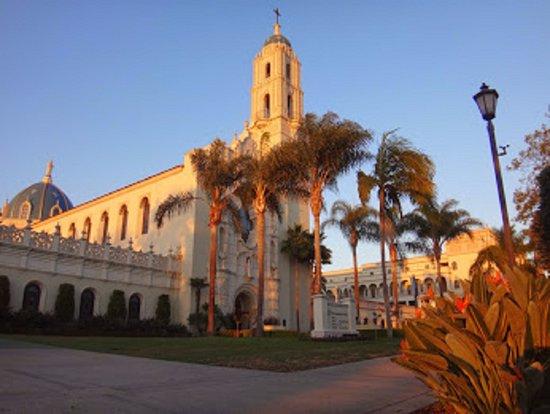 University of San Diego USD: Campus Church
