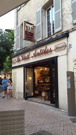 Cafe Brasserie le Vieil Antibes - Restaurant Reviews, Phone Number ...