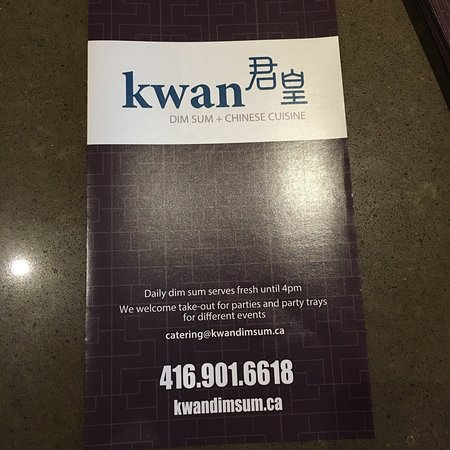 Awesome food, best chinese food in toronto