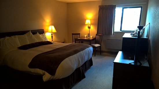 Saint Regis, MT: King room