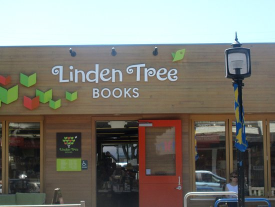 Linden Tree Books, Los Altos, Ca