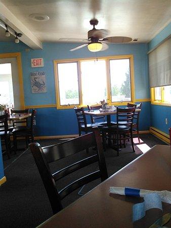 Newport, NJ: landing restaurant