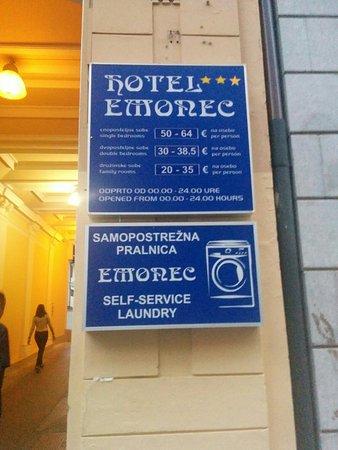 Hotel Emonec: IMG_20160724_204135_large.jpg