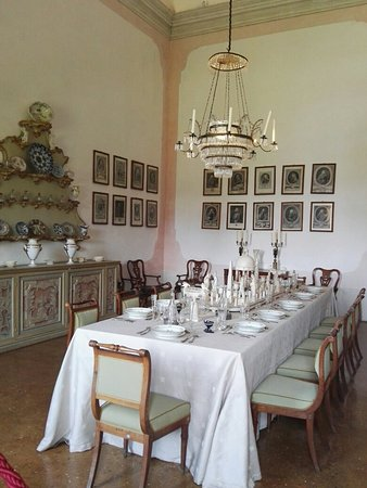 Stra, อิตาลี: Museo Nazionale di Villa Pisani