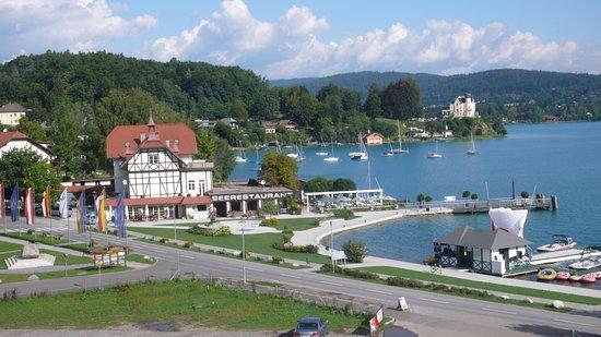Reifnitz, ออสเตรีย: Sille und der See