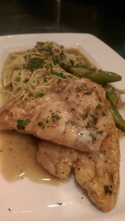 Wheat Ridge, CO: Chicken Picatta July 2016