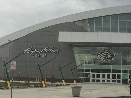Alaska Airlines Center