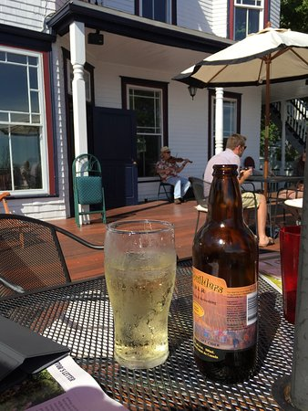 Lunenburg, Canadá: Beautiful inn, very well appointed, excellent staff