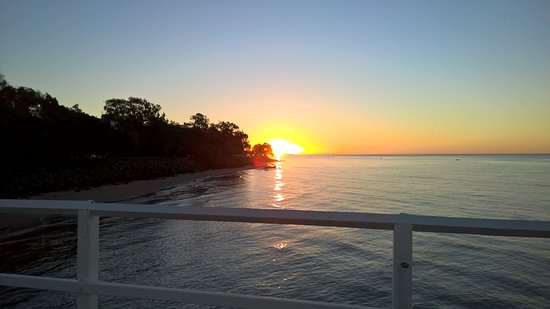 Hervey Bay, Australië: Beautiful sunset