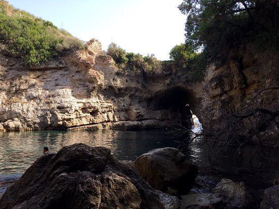 photo2.jpg - Picture of Bagni della Regina Giovanna, Sorrento ...