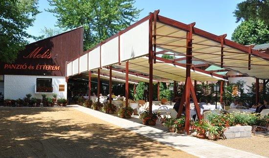 Melis Pension and Restaurant: Restaurant