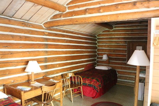 Colter Bay RV: Cabin for 3 people