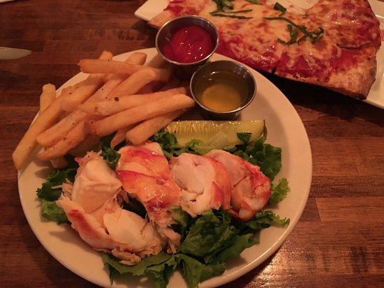 New Bedford, MA: Half Monsta Lobsta Salad