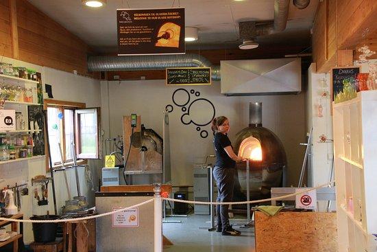 Karasjok, النرويج: The process