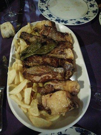 Gajano, España: Restaurante Casa Bedia