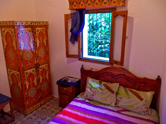 Pension La Castellana: Modest but stylish rooms