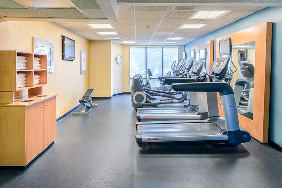 Pasco, WA: Fitness Room