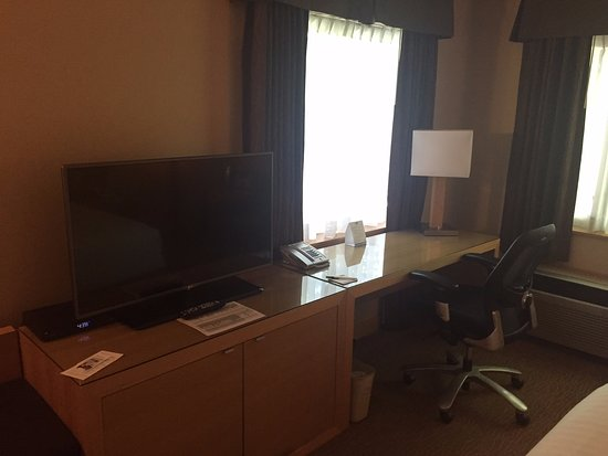 Holiday Inn Express Hotel & Suites Langley: TV had lots of channels