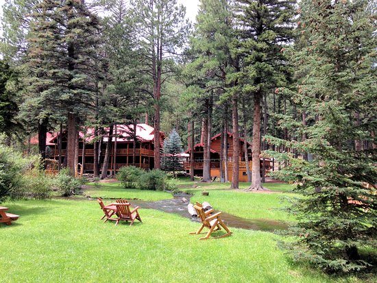 Red Setter, Arizona's Riverside Retreat : River Tranquility (2-bedrooms) adjacent to the Lodge