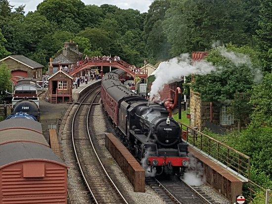 North Yorkshire Moors Railway: Good ole days