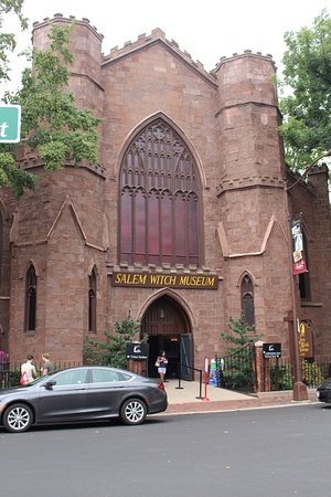 Salem Witch Museum: Salem Witch Musuem